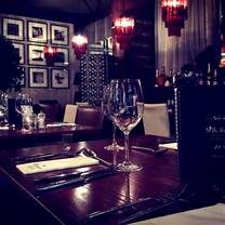 photo of silk room restaurant & champagne bar restaurant