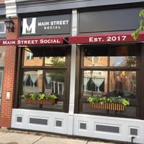 foto von main street social restaurant