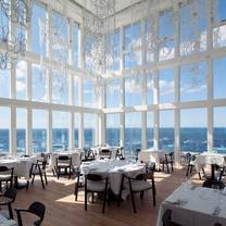 photo of fogo island inn restaurant