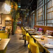photo of coya angel court restaurant