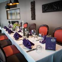 photo of maaya indian kitchen & bar restaurant