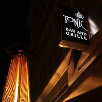 photo of tonic bar and grille restaurant