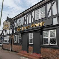 photo of the prince george restaurant