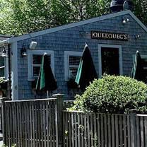 photo of queequeg's restaurant