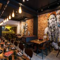 foto de restaurante brick lane