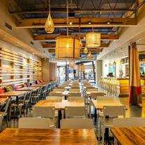 photo of bhojanic restaurant at the shops around lenox restaurant
