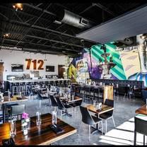 photo of 712 eat + drink restaurant