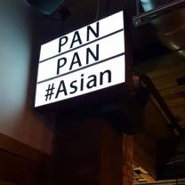 photo of pan pan restaurant restaurant