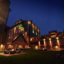 photo of curve at river rock casino resort restaurant