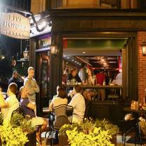 photo of five horses tavern - south end restaurant