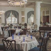 photo of the regency room - the hotel roanoke & conference center restaurant