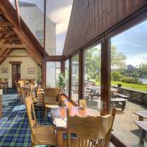 photo of lochnell arms hotel restaurant