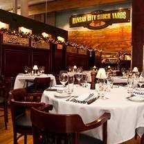 photo of 801 chophouse – kansas city restaurant