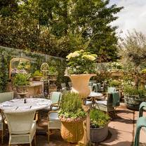 photo of the ivy marlow garden restaurant