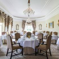photo of restaurant hywel jones by lucknam park restaurant
