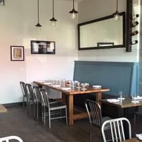 photo of tide & vine restaurant