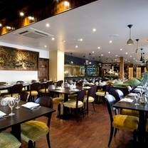 photo of sukhothai - chapel allerton restaurant