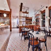 foto de restaurante cafe azul talavera