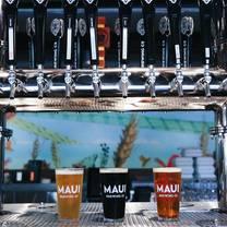 photo of maui brewing company - waikiki restaurant