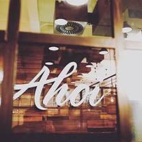 photo of ahoi steffen henssler hamburg restaurant