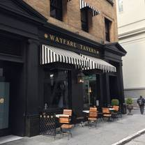 photo of wayfare tavern restaurant