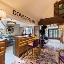 photo of the dovecote restaurant restaurant