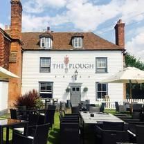 foto van the plough at langley restaurant
