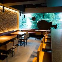 photo of kinka sushi bar izakaya restaurant