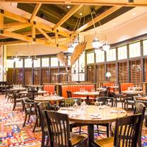 photo of guy fieri's foxwoods kitchen & bar restaurant