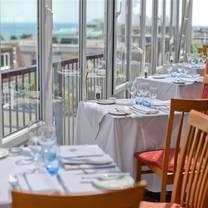 photo of the conservatory restaurant restaurant