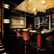 photo of almas caviar bar - the ritz-carlton hong kong restaurant