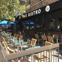 photo of trio bistro restaurant