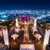 photo of sirocco – tower club at lebua state tower restaurant
