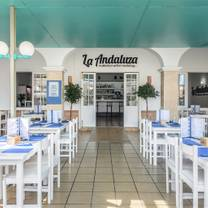foto von la andaluza restaurant