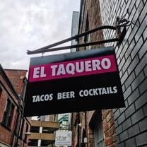 photo of el taquero restaurant
