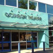 photo of the octagon theatre restaurant