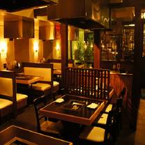 photo of manpuku tokyo bbq west los angeles restaurant