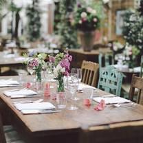 photo of petersham nurseries cafe restaurant
