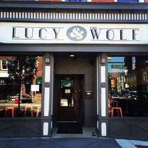 photo of lucy & the wolf restaurant
