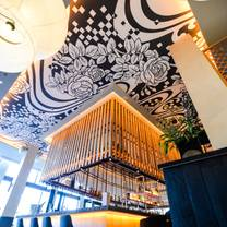 photo of issho bar restaurant