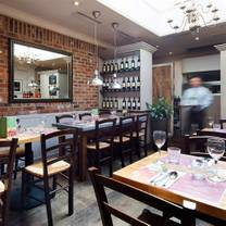 photo of spaghetti house kensington high street restaurant