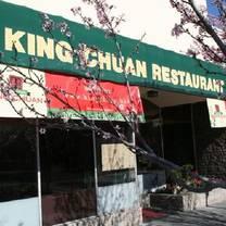 foto von king chuan restaurant