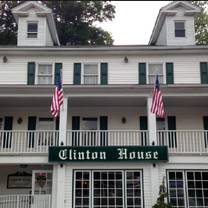 photo of the clinton house restaurant