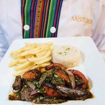 photo of mistura restaurant