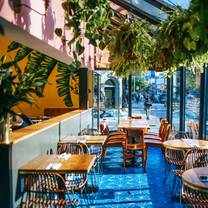 photo of baby brasa organic restaurant