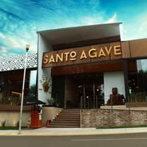 foto de restaurante santo agave