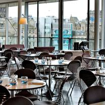 photo of forth floor brasserie edinburgh restaurant