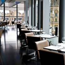 photo of second floor bar and brasserie manchester restaurant