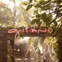 photo of gitano tulum restaurant