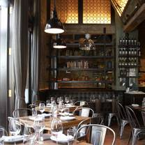 photo of locanda verde restaurant